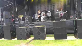 """Devour the Day """"Goodman"""" live at AFTERSHOCK 2015"""