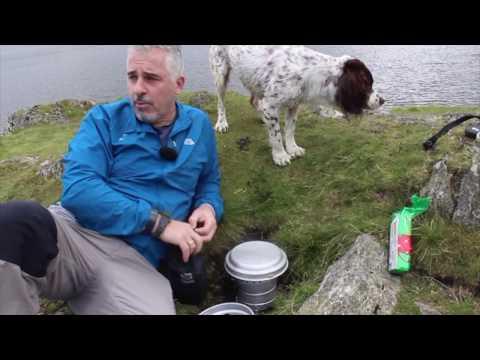 Wild Camping On Angle Tarn
