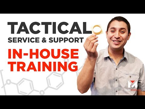 Tactical Service & Support: In-House Training