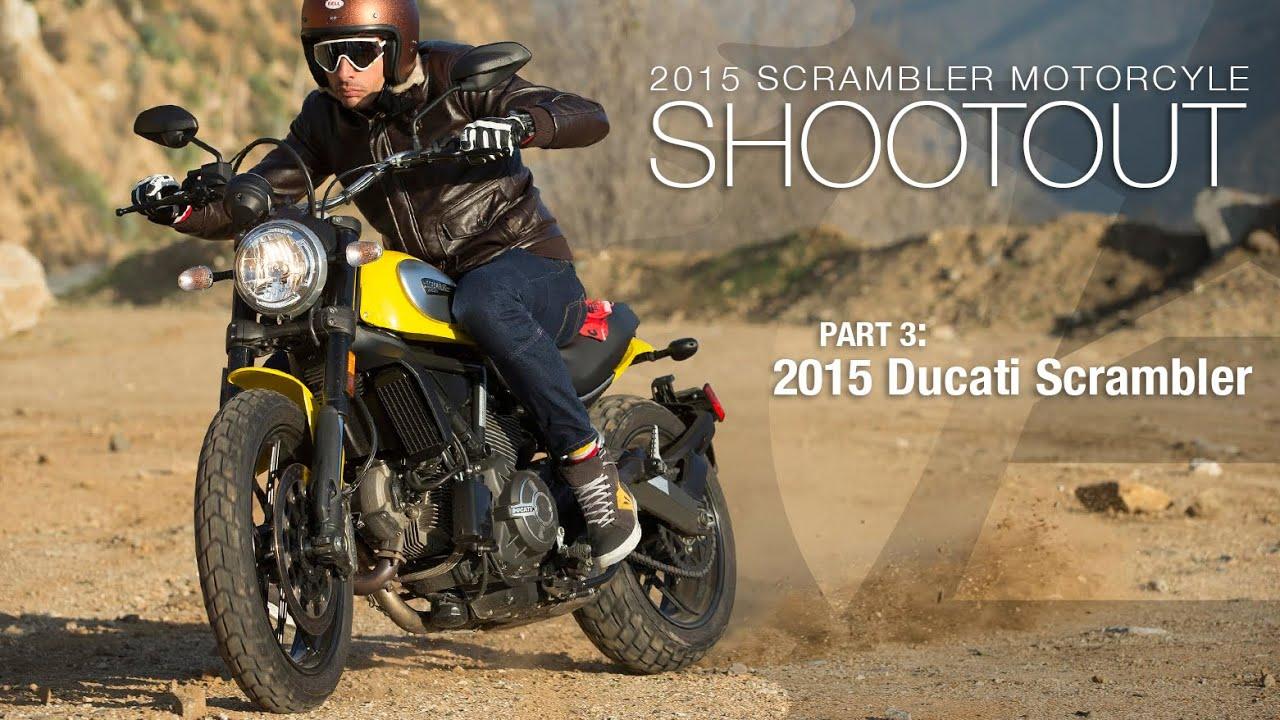 Ducati Scrambler Street Pro