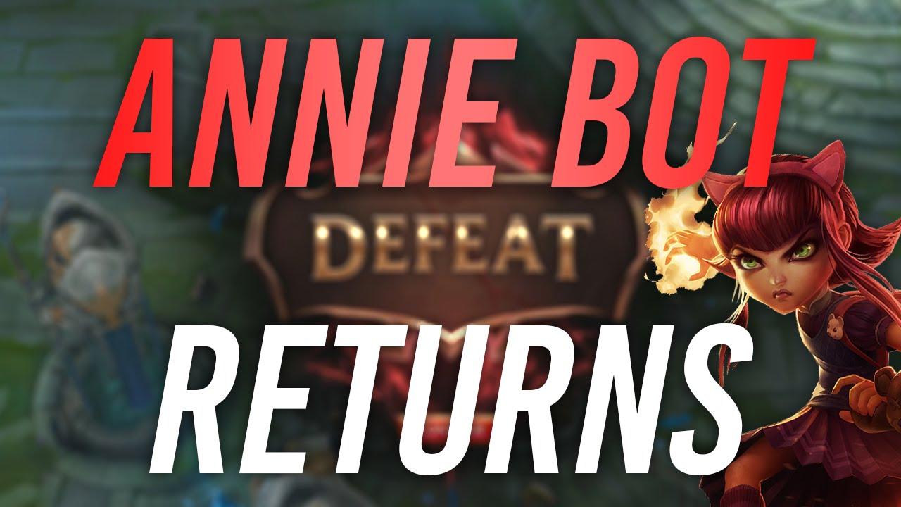 Download Imaqtpie - ANNIE BOT RETURNS ft. Dyrus, IWDominate, Valkrin
