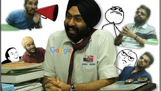 If Google was a Punjabi guy | Firangi Pirates | Funny Comedy vines