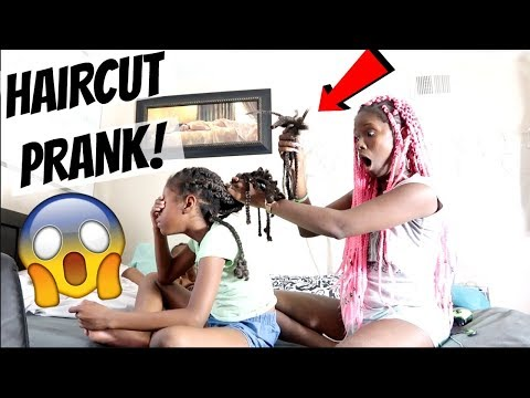 """""""HAIRCUT PRANK"""" ON DAUGHTER‼️(GONE WRONG) 😳 