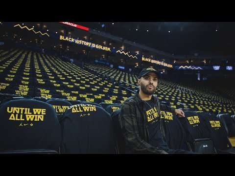Screen Printing 23,290 Shirts For A Warriors Game – DEVIN LARS