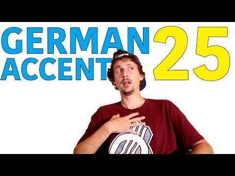 TRYING TO PRONOUNCE THE 25 HARDEST ENGLISH WORDS (German accent)