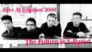 Matthew Good Band - The Future Is X-Rated (Live At Edgefest 2000)