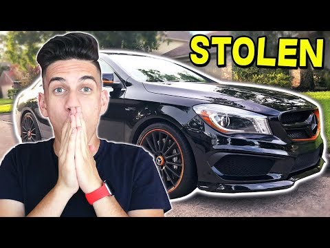 TAKING UNSPEAKABLEGAMING'S CAR! MINECRAFT REAL LIFE TROLL