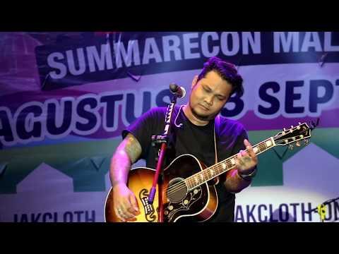 Last Child - Seluruh Nafas Ini Live Fancam (@JakCloth Bekasi 01 September 2017)