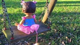 Baby Alive Perdida no Parque Abandonado