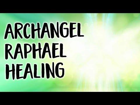 Archangel Raphael Meditation for Healing