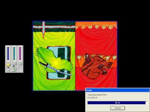 MechWarrior 2 - Titanium/DOS Comparison by Sir MMPD Radick
