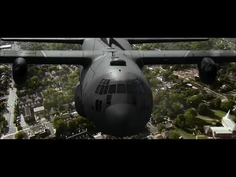 US jets fighting on newyork city......
