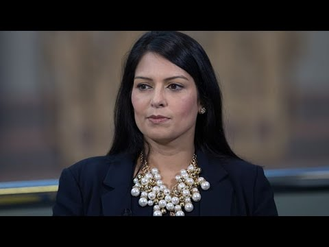 Priti Patel accuses Foreign Office of briefing against her over Israel meetings