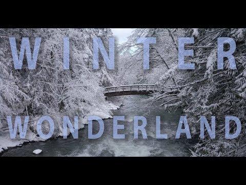 Winter Landscape Photography adventure  A Winter Wonderland