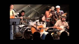 Aug.16, 2014 at CAY, Tokyo, Japan You Ain't Going Nowhere (Bob Dyla...