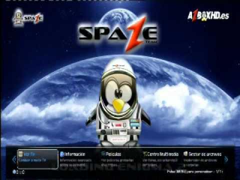 Preview Imagen Spaze Team para AZboxHD