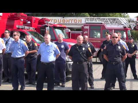 Stoughton's September 11th Remembrance Ceremony (2017)