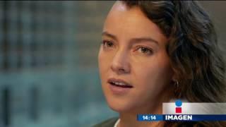 """Entrevista con Sara Maldonado sobre serie """"Perseguidos"""""""