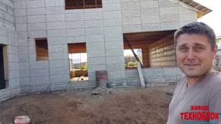 Отзыв о монолитном строительстве дома из опалубки Техноблок