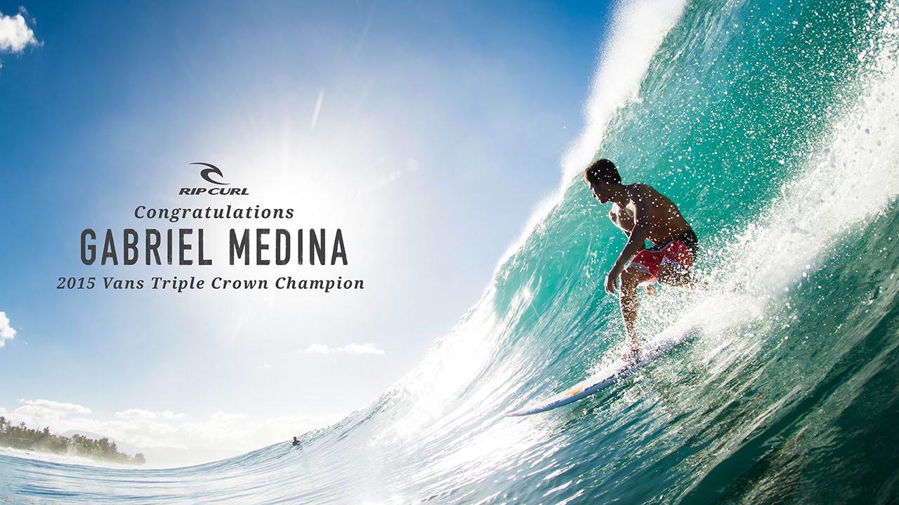 e5eaf6c3bd Gabriel Medina Wins