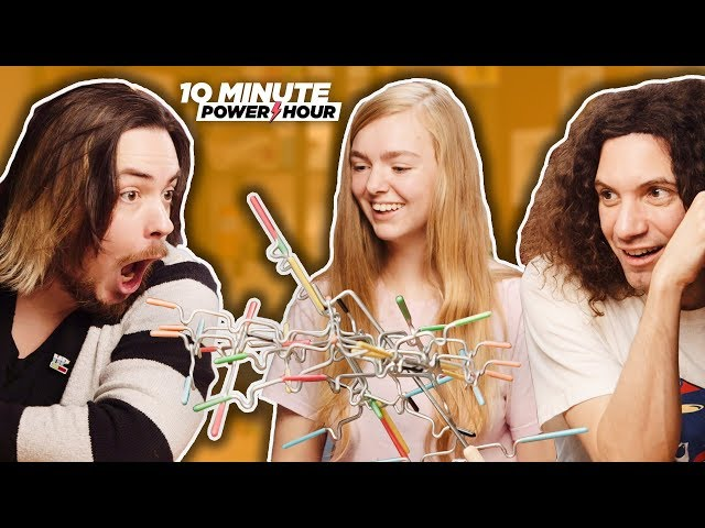 A Balancing Act (Ft. Elsie Fisher) - Ten Minute Power Hour