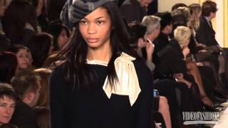 Chanel Iman - Videofashion