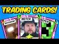 Minecraft Mods - TRADING CARDS MOD!!! | (Minecraft Mods Spotlight)