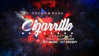 Gambar cover Necro Y Daga - Cigarrilo (FreeStyle) [Oficial Audio]