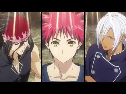 TVアニメ『食戟のソーマ 弐ノ皿』 PV第3弾