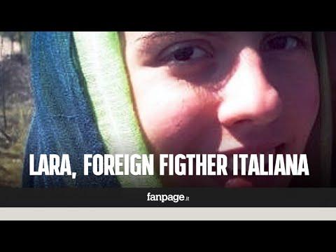 """Lara, la foreign fighter italiana pronta a morire per l'Isis: """"Indossava il burqa, siamo increduli"""""""