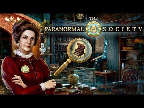 The Paranormal Society™: Hidden Adventure, July 2017