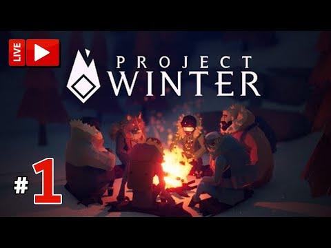 LIVE  Project Winter 1 ฆาตกรคือนายนั่นแหละ