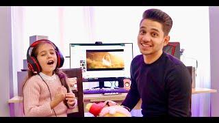 الاغنية التركية Mühür | بصوت اجمل طفلة سورية