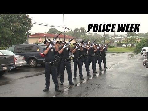 Hawaii County Police Week 2015