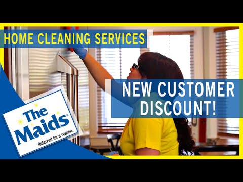 House Cleaning Services Columbus Ohio - Online Discount - The Maids of Columbus
