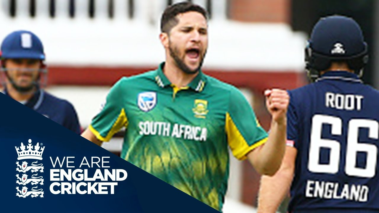 Download Calamitous Collapse Leads England To Defeat - England v South Africa 3rd ODI 2017