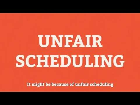 Unfair work scheduling is wreaking havoc with my life, hourly worker says
