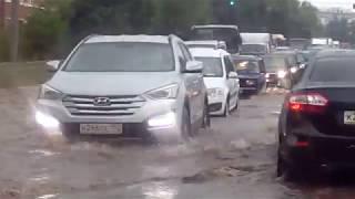 Нижний Новгород утонул