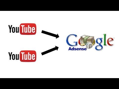 Mehrere Youtube Kanäle