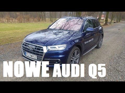2017 NOWE Audi Q5 - pierwsze wrażenia z jazdy