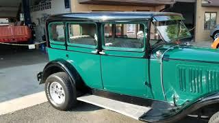 1929 Dodge Model A
