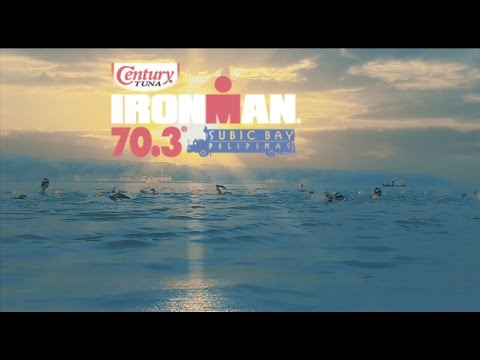 Ironman 70.3 Subic Bay, Philippines | March 12, 2017