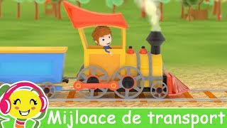 Mijloace De Transport - Cantec pentru copii - CanteceGradinita.ro