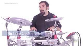 KAT KT3 Advanced Electronic Drum Set - KAT KT3