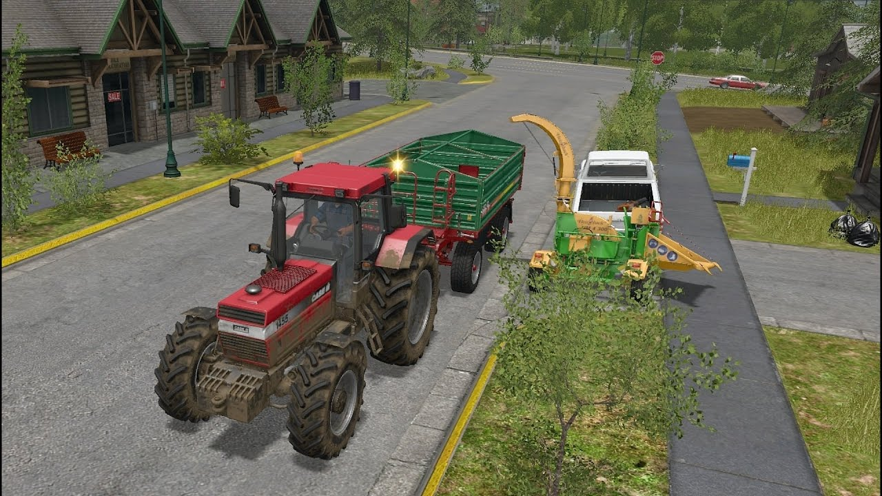Farming Simulator 17 - Forestry and Farming on Goldcrest Valley 001