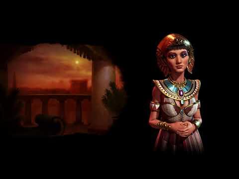 Civilization VI OST | Egypt (Cleopatra) | Industrial Theme | El Helwa Di