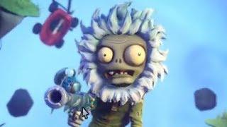 Ледяной зомби Plants vs  Zombies Garden Warfare 2   Игровая часть 3 PC