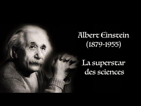 Albert Einstein, la superstar des sciences | Génie 5