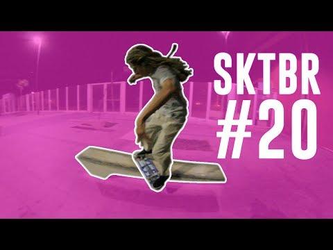 SKTBR #20 - Darkslide, Dropando Sentado e +