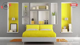 Home Decoration Styles for Modern Homes Ideas for the Home   Recent trends in painting walls